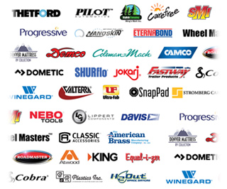RV Parts for Dealers